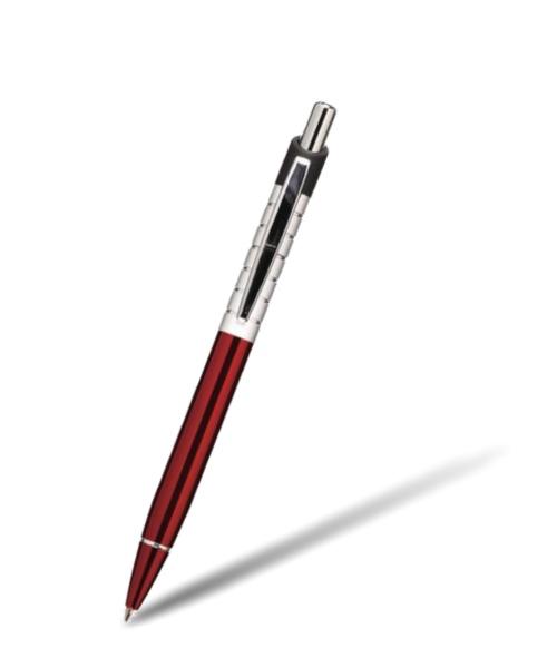 Eleganter Kugelschreiber mit Logo